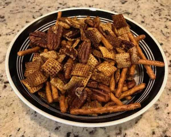 Gluten-Free Chex Party Mix