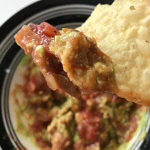 Guacamole on a chip