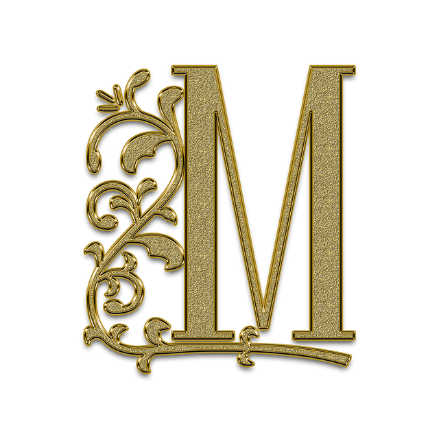 Monogram - Another thing not to do in the South is make fun of monograms.