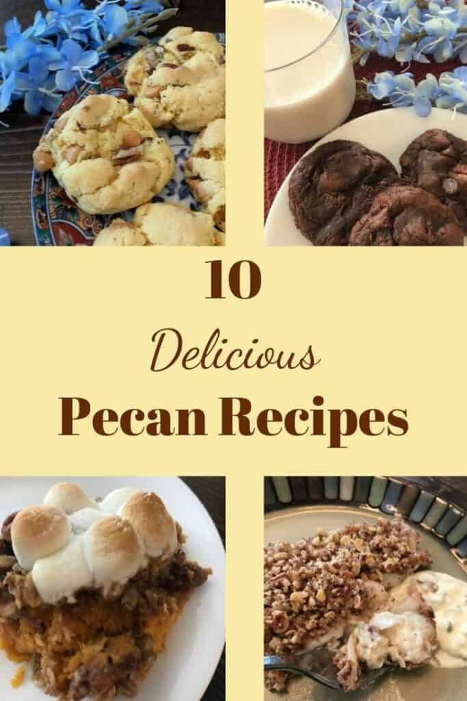 10 Delicious Pecan Recipes with images