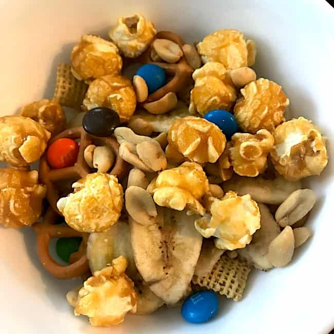 General snack mix