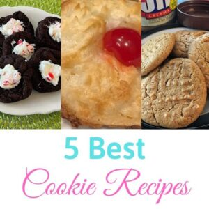 5 best cookie recipes