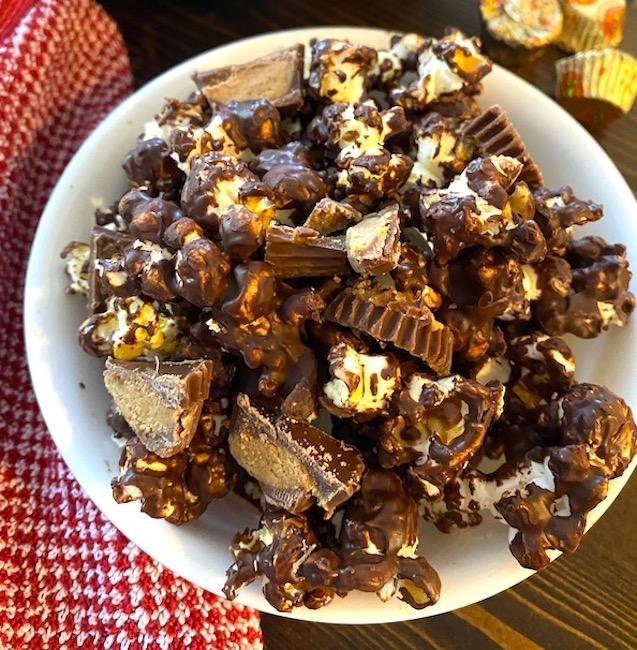 bowl of moose munch