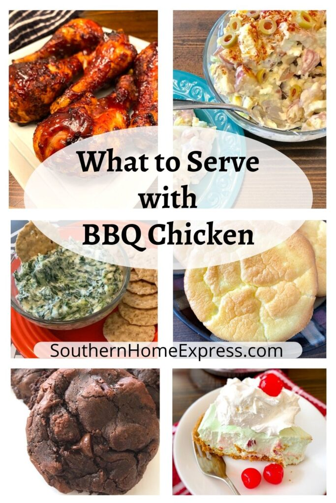 side dishes to serve with bbq chicken